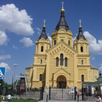 N.Novgorod, Alexandr Něvský