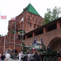 N.Novgorod, Kreml