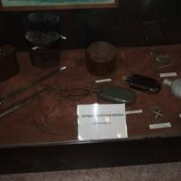 Historické muzeum, výzbroj Rudé armády z WWI