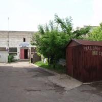 Historické muzeum, vchod