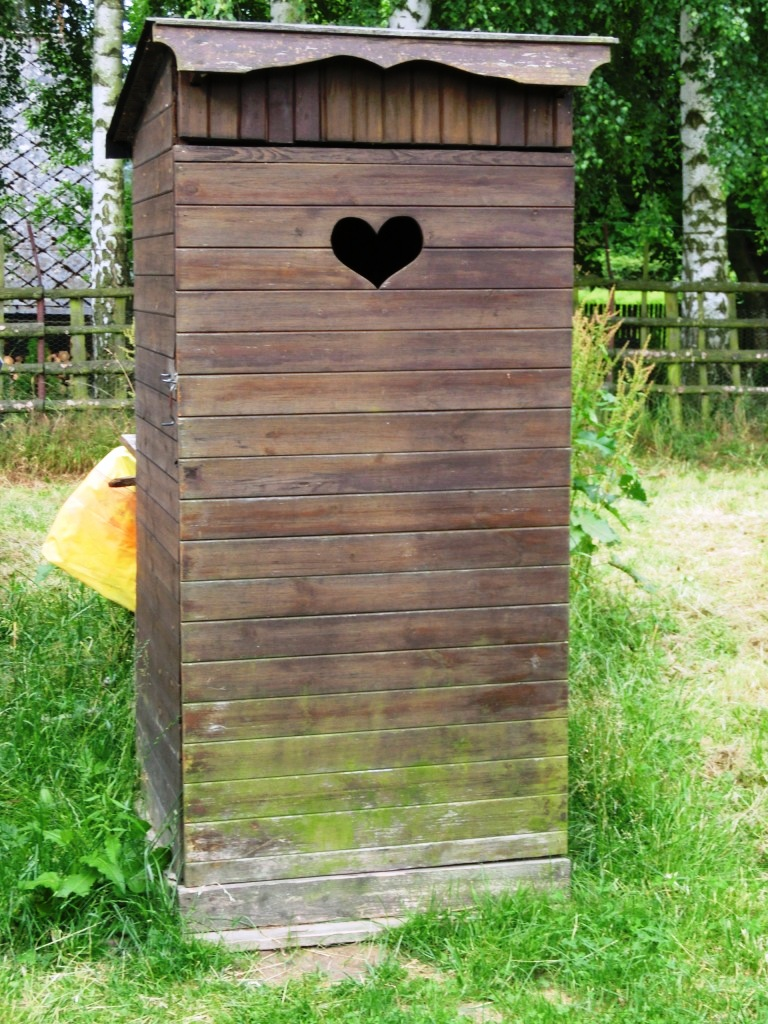 kompostovací eko záchod