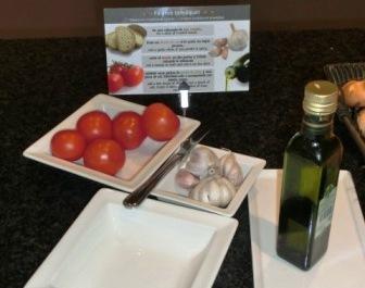 Součást sady na Pa amb tomàquet