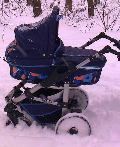 Sníh není výmluva pro to, vynechat procházku!
