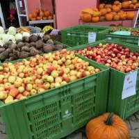 Prodejna zeleniny a ovoce