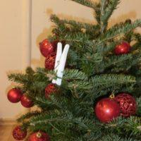 Kolíček na stromečku