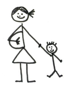 2. těhotenství