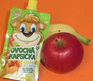 Kapsičky vs. ovoce