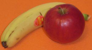 Levnější je ovoce