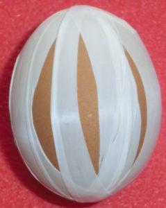 Vejce omotané teflonovou páskou