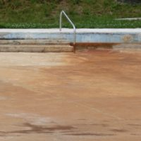 Dětské koupaliště bez vody