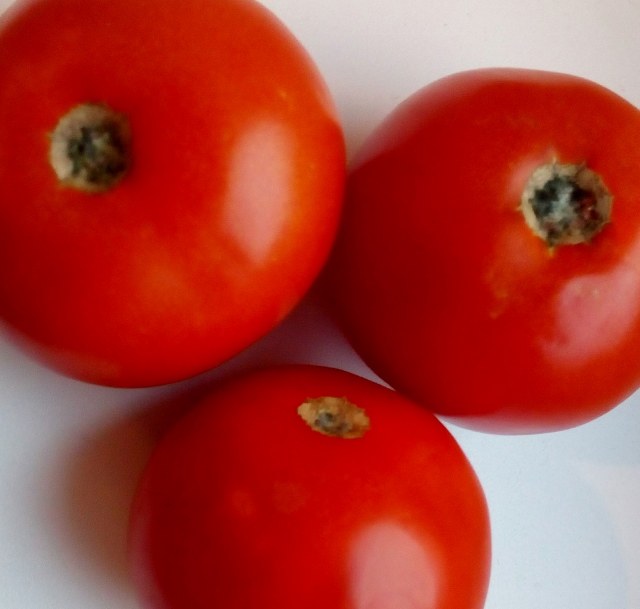 Rajčata, co jsme koupili on-line