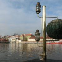 Praha z vody...