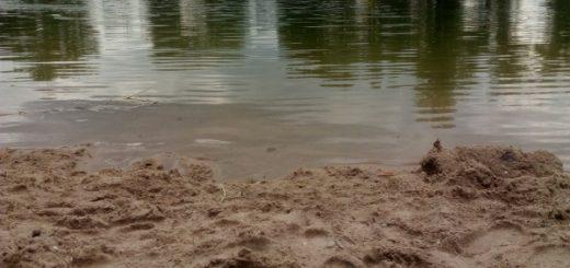 Pláž ideální pro děti