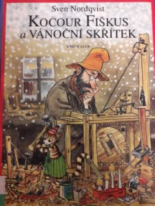 Koucour Fiškus a vánoční skřítek