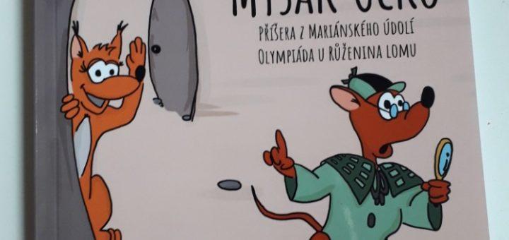 detektivka pro nejmenší - Myšák Očko