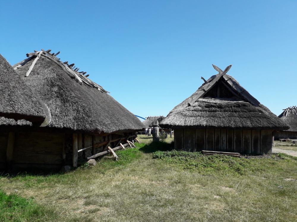 Wolin, Vikingský skanzen