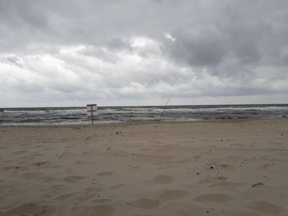 Pláž Międzyzdroje