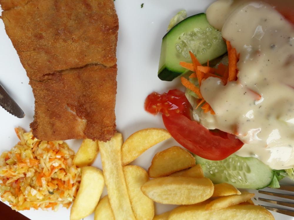 Ryby u Baltu jsou čerstvé