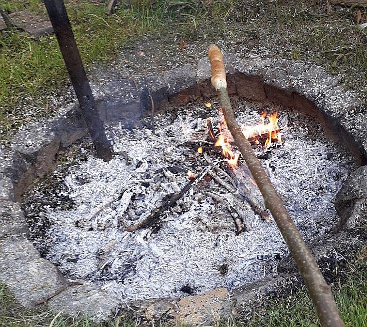 Pečení indiánských rohlíků s dětmi