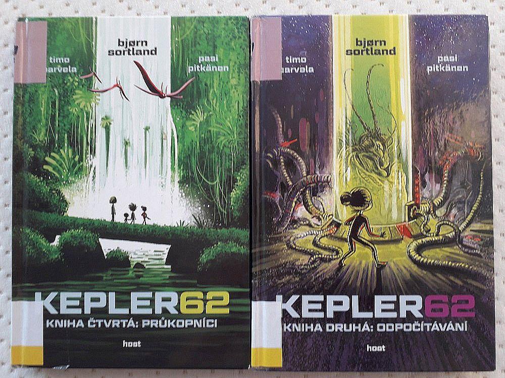Sci-fi pro mladší školní děti